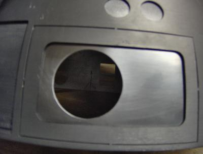 Rear PSI Hole