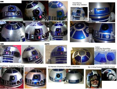 Various R2 Blues