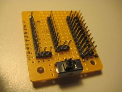 Dual Receiver Board