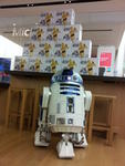 R2D2 XBox Release Event