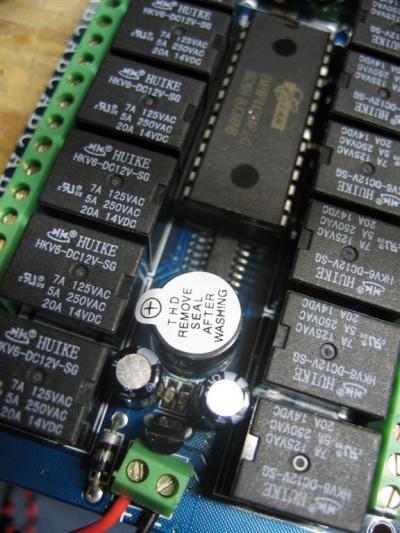 12 Channel RF Remote - Siren