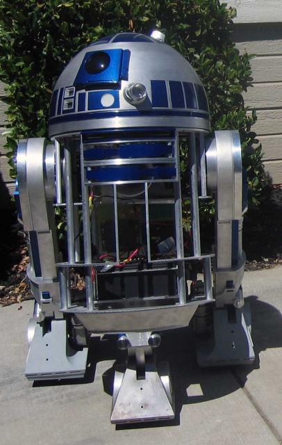 Chris' R2-D2