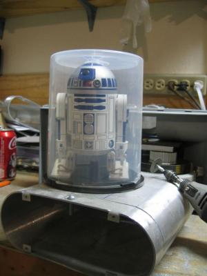 R2 Garage Buddy
