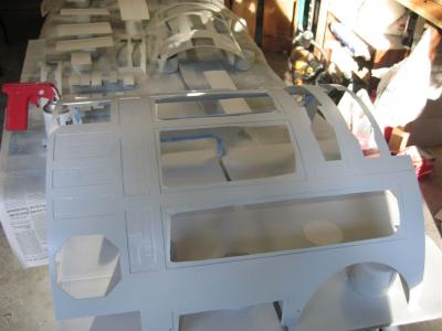 ARTOO-DETOO DOT NET – R2-D2 Building Blog » rustoleum