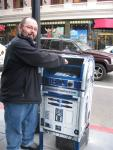 USPS R2D2 - San Francisco @ Power/Post off Union Sq