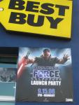 The Force Unleashed Launch Party